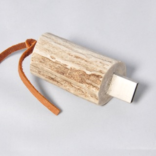 Dear Antler USB Key ring attachment